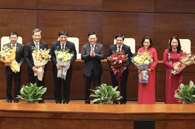 Giới thiệu ông Trần Sỹ Thanh để bầu làm Tổng Kiểm toán Nhà nước - 2