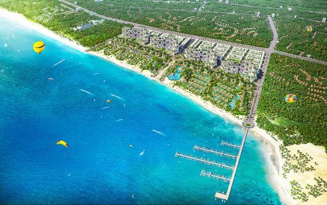 Đầu tư giá trị cùng bất động sản nghỉ dưỡng ven biển Bình Thuận - 1