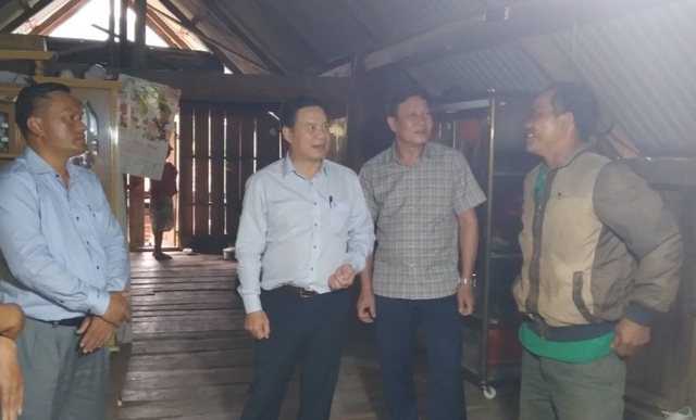 Thứ trưởng Bộ LĐ-TBXH chia sẻ kinh nghiệm khuyến khích dân thoát nghèo - 1