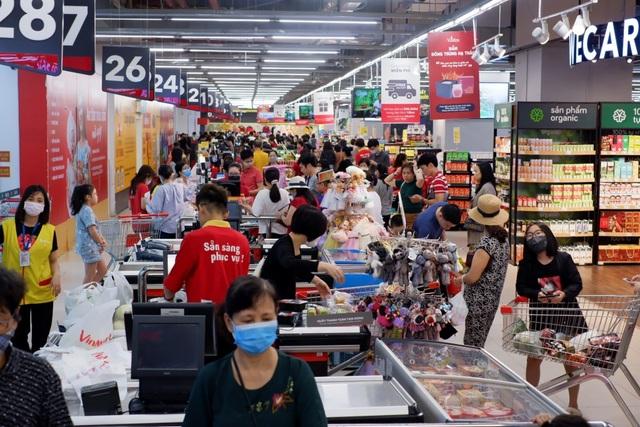 Đại gia Hàn Quốc chi 410 triệu USD thâu tóm hơn 16% cổ phần VinCommerce - 1
