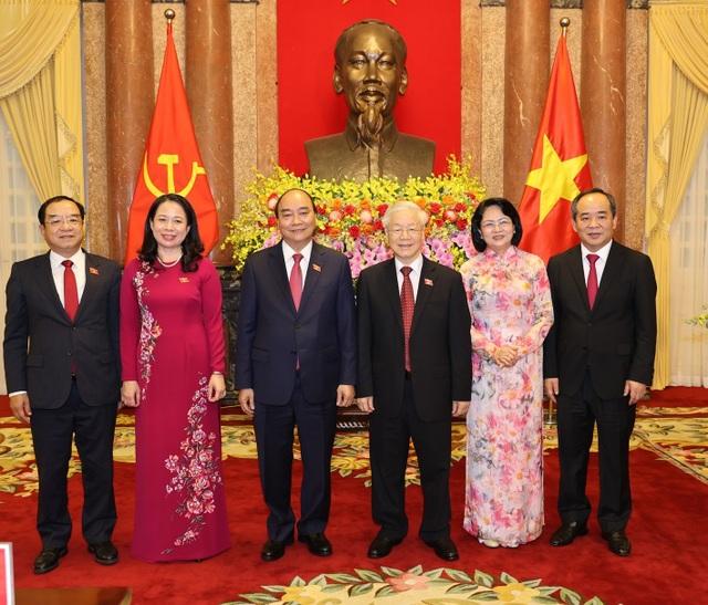 Lễ bàn giao công việc của Chủ tịch nước - 1