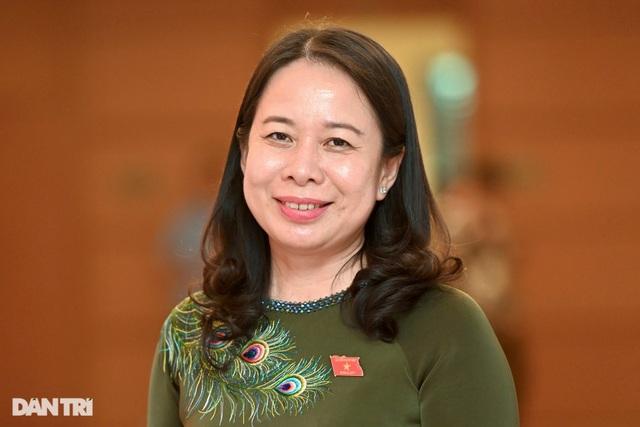 Bà Võ Thị Ánh Xuân đắc cử chức vụ Phó Chủ tịch nước - 1