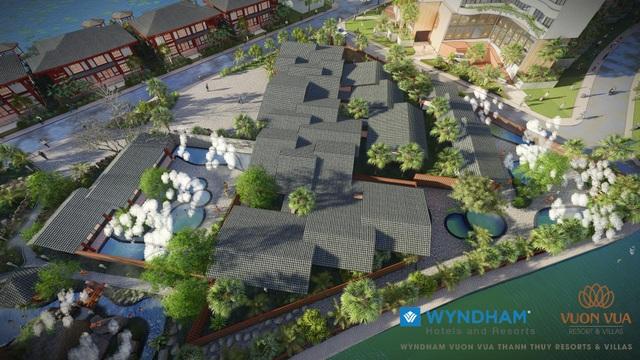 Vườn Vua Resort  Villas ra mắt GĐ2 -Wyndham Vườn Vua Thanh Thủy - 1