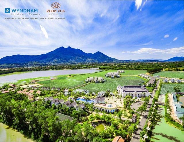 Vườn Vua Resort  Villas ra mắt GĐ2 -Wyndham Vườn Vua Thanh Thủy - 2