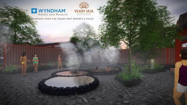 Vườn Vua Resort  Villas ra mắt GĐ2 -Wyndham Vườn Vua Thanh Thủy - 3