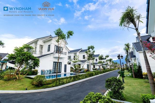Vườn Vua Resort  Villas ra mắt GĐ2 -Wyndham Vườn Vua Thanh Thủy - 5