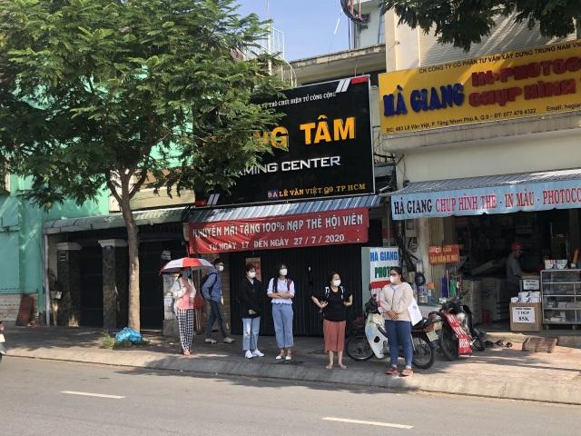 Điều tra vụ nhân viên tiệm internet treo cổ khi bị chủ bắt nhốt - 1