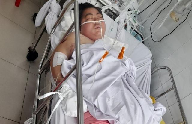 Xót xa cảnh người cha khắc khổ đổ gục vì bệnh tật rao bán nhà cứu con - 3