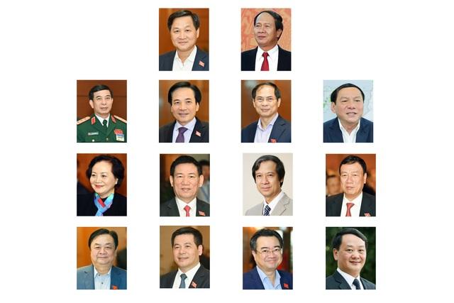Hôm nay Thủ tướng Phạm Minh Chính tiếp nhận bộ máy Chính phủ mới - 2