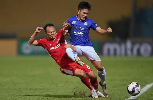 CLB Hà Nội 0-1 CLB Viettel: Trọng Hoàng ghi bàn, Quang Hải kém duyên - 9