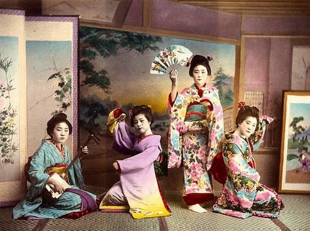 Kimono - Nét đẹp truyền thống của đất nước Nhật Bản - 2