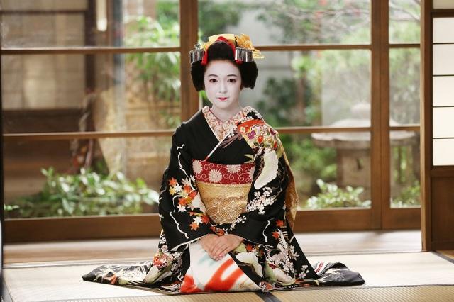 Kimono - Nét đẹp truyền thống của đất nước Nhật Bản - 3
