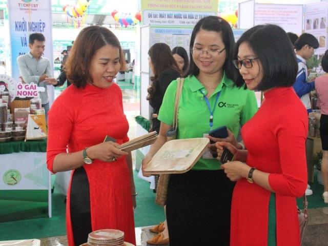 Cô gái Quảng Nam bỏ thành phố về quê khởi nghiệp với mo cau - 3