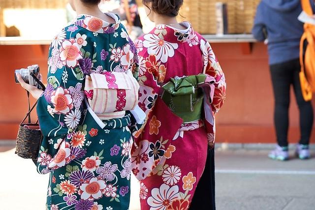 Kimono - Nét đẹp truyền thống của đất nước Nhật Bản - 6
