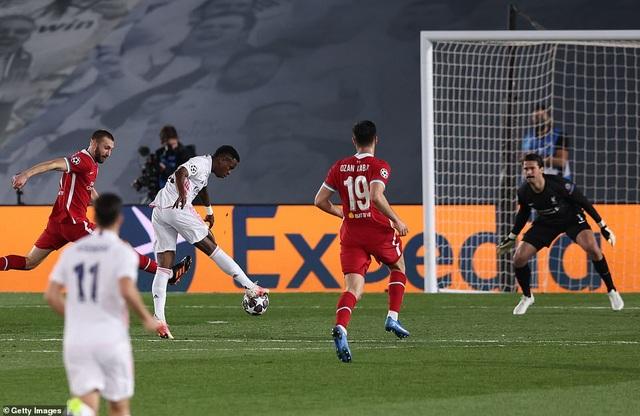 Liverpool - Real Madrid: Còn sống còn hy vọng - 1