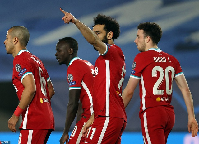 Liverpool - Real Madrid: Còn sống còn hy vọng - 2
