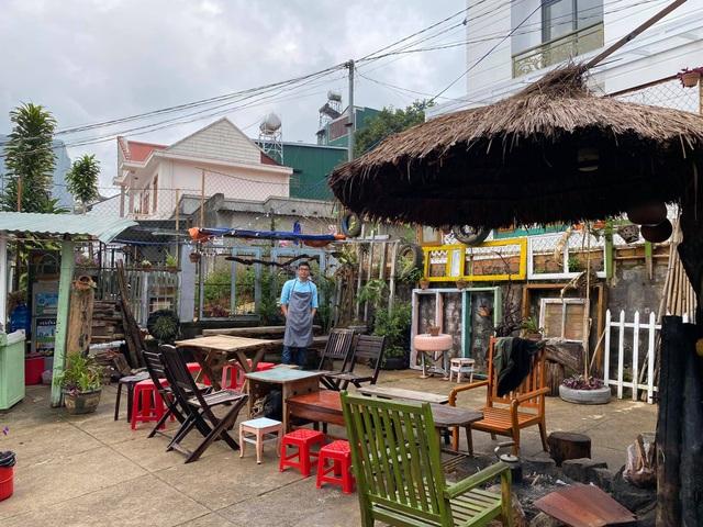 Chàng bếp phó bỏ phố về rừng dựng nhà vườn ở Đà Lạt - 2