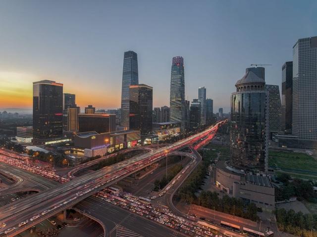Thủ đô tỷ phú thế giới: Bắc Kinh so găng với New York - 1
