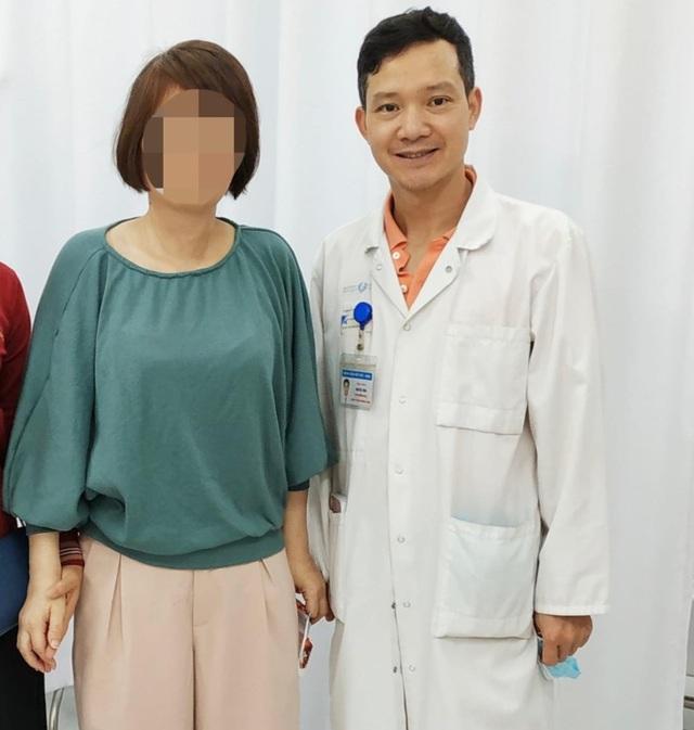 Ca phẫu thuật đặc biệt giúp người phụ nữ đi lại được sau 30 năm nằm một chỗ - 2