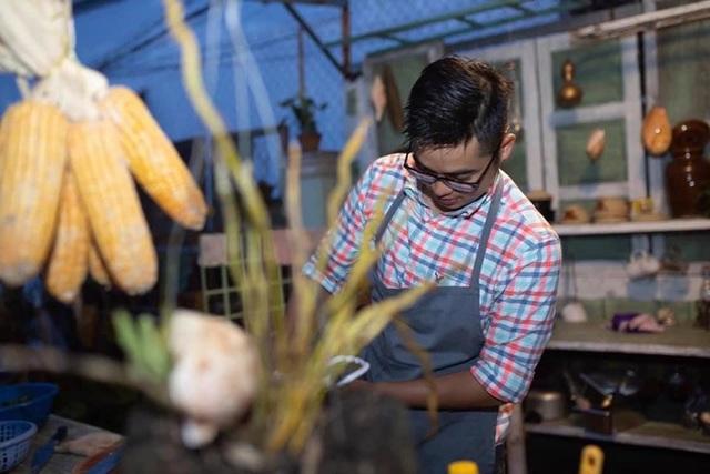 Chàng bếp phó bỏ phố về rừng dựng nhà vườn ở Đà Lạt - 1