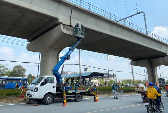 Kiểm định chất lượng toàn bộ gối cao su dầm cầu metro 1 - 2