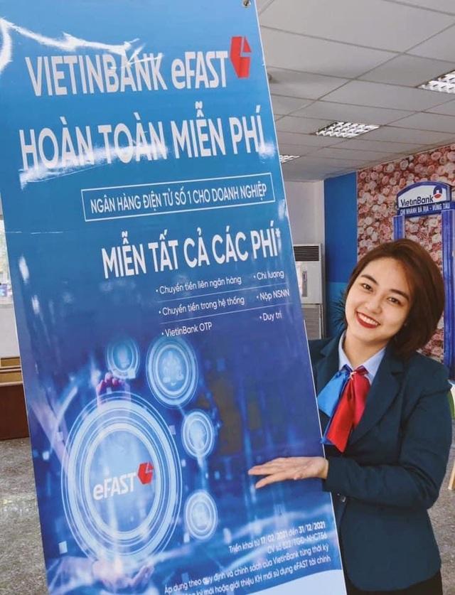 VietinBank eFAST miễn phí hoàn toàn dịch vụ Hóa đơn điện tử - 1
