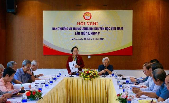 Đề xuất tiêu chuẩn lựa chọn nhân sự lãnh đạo Hội Khuyến học Việt Nam  - 1