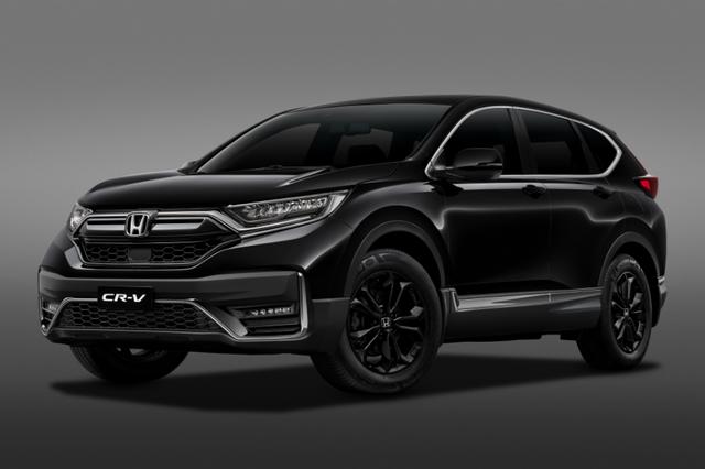 Honda Việt Nam giới thiệu phiên bản đặc biệt Honda CR-V LSE - 2