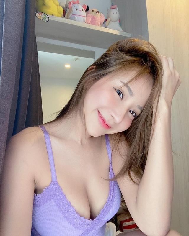 Hot girl Thái Lan lai 4 dòng máu được khen đẹp tựa thiên thần - 2