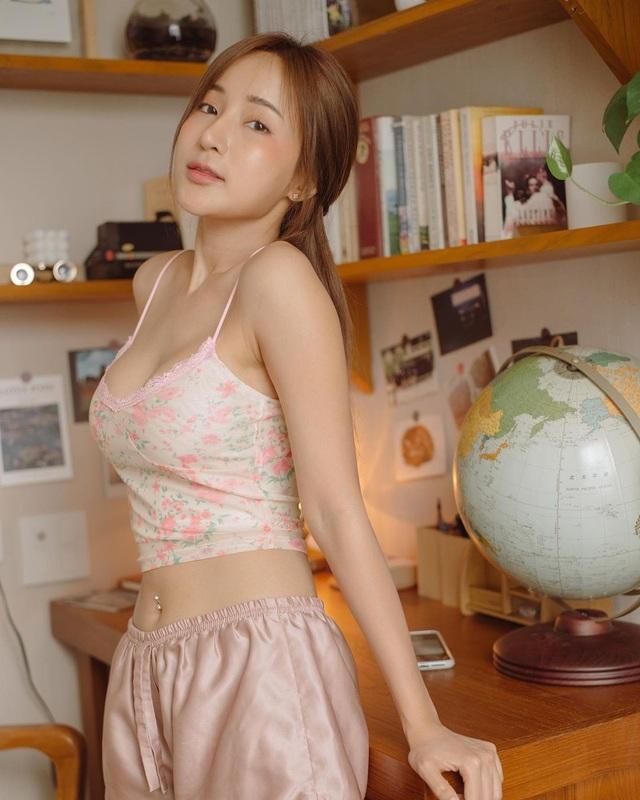 Hot girl Thái Lan lai 4 dòng máu được khen đẹp tựa thiên thần - 3