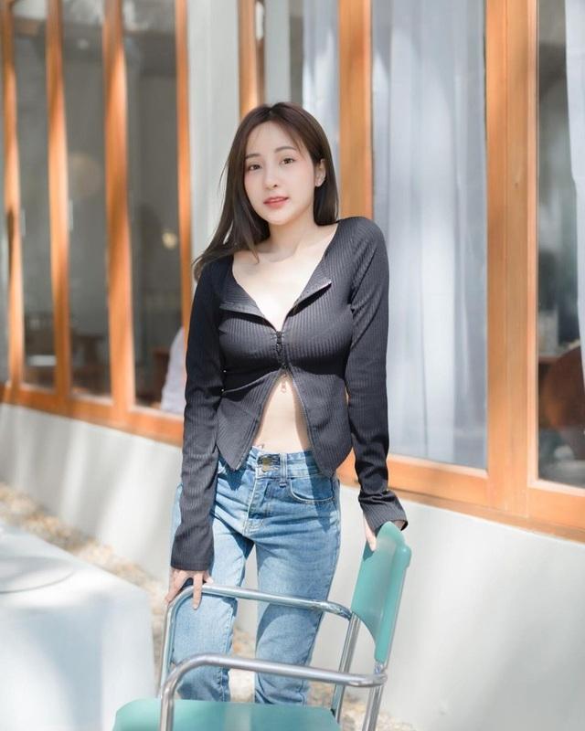 Hot girl Thái Lan lai 4 dòng máu được khen đẹp tựa thiên thần - 7