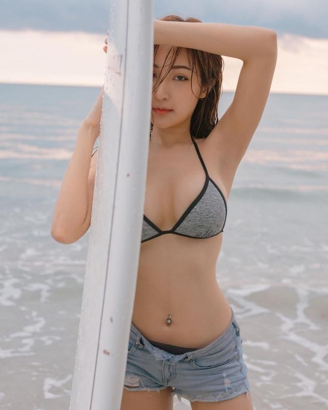 Hot girl Thái Lan lai 4 dòng máu được khen đẹp tựa thiên thần - 8