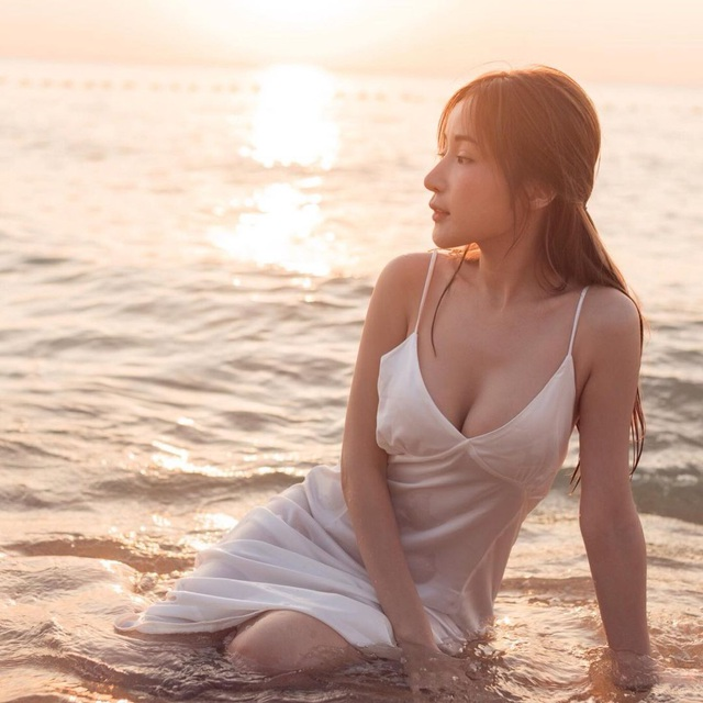 Hot girl Thái Lan lai 4 dòng máu được khen đẹp tựa thiên thần - 10