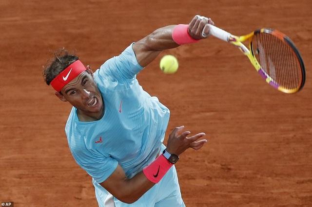 Rafael Nadal có thể thay đổi kế hoạch bảo vệ chức vô địch Roland Garros - 1