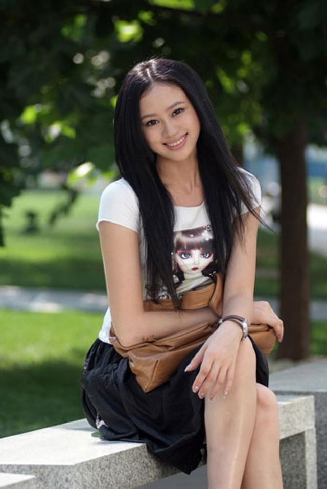 Những bóng hồng xinh đẹp nổi bật của thể thao Trung Quốc - 2