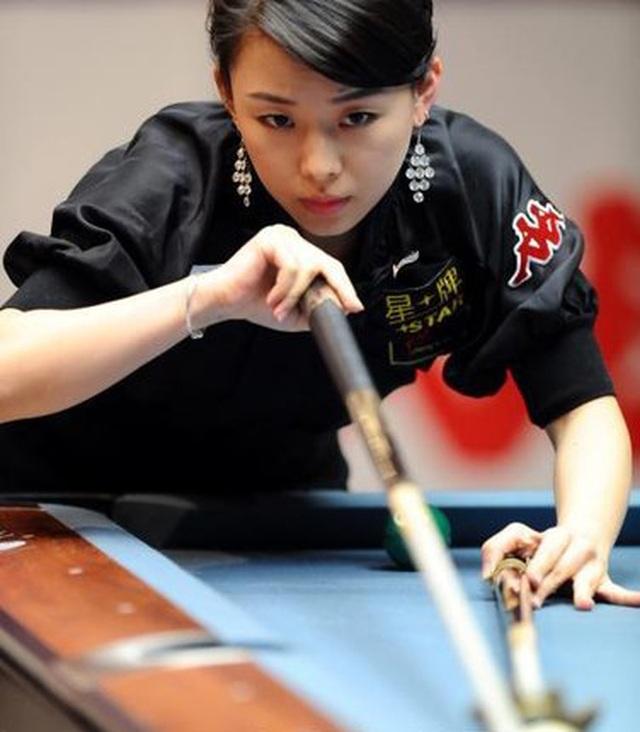 Những bóng hồng xinh đẹp nổi bật của thể thao Trung Quốc - 3