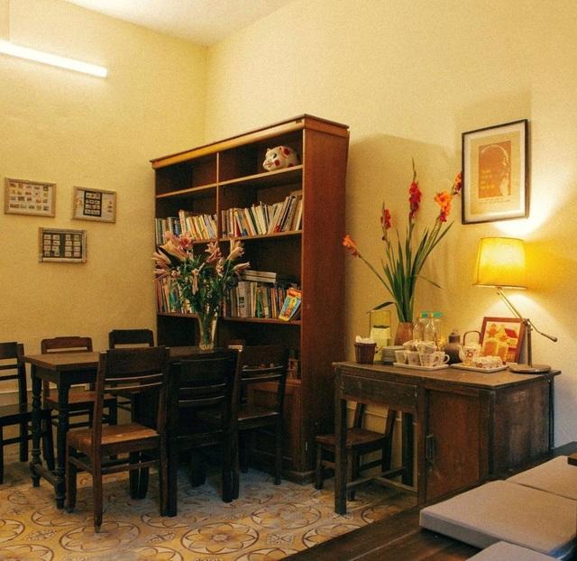 Những quán cà phê cũ kỹ dành cho ai muốn ngược dòng thời gian ở Thủ đô - 3
