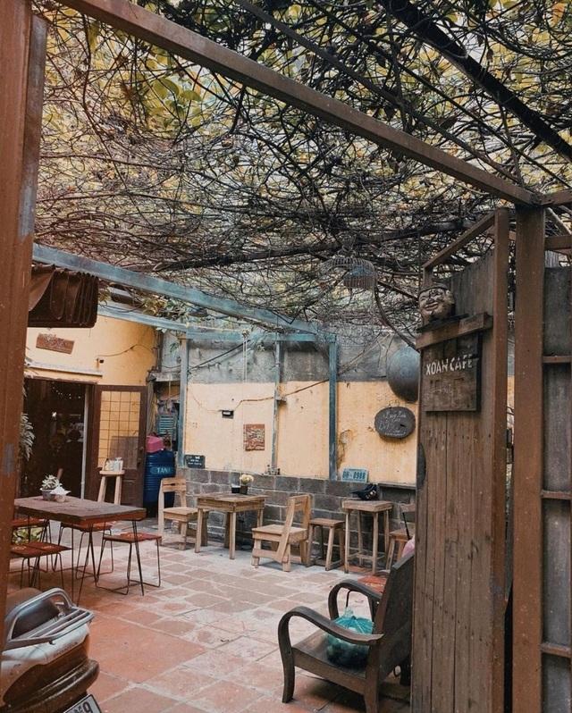 Những quán cà phê cũ kỹ dành cho ai muốn ngược dòng thời gian ở Thủ đô - 4