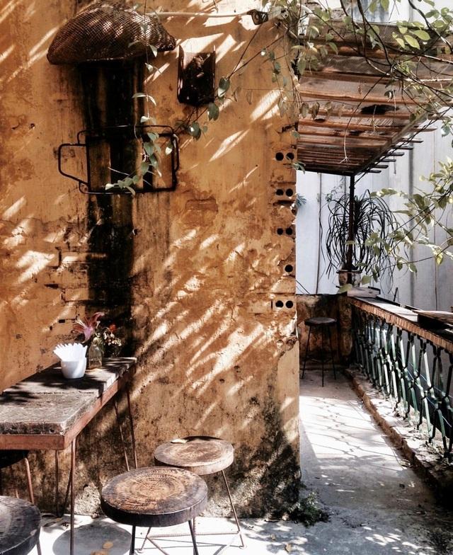 Những quán cà phê cũ kỹ dành cho ai muốn ngược dòng thời gian ở Thủ đô - 5