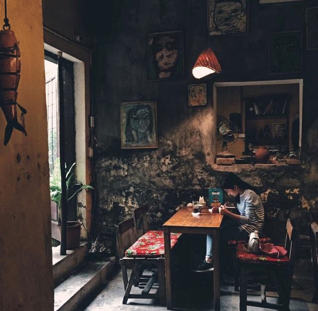 Những quán cà phê cũ kỹ dành cho ai muốn ngược dòng thời gian ở Thủ đô - 6