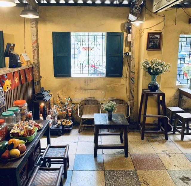 Những quán cà phê cũ kỹ dành cho ai muốn ngược dòng thời gian ở Thủ đô - 7