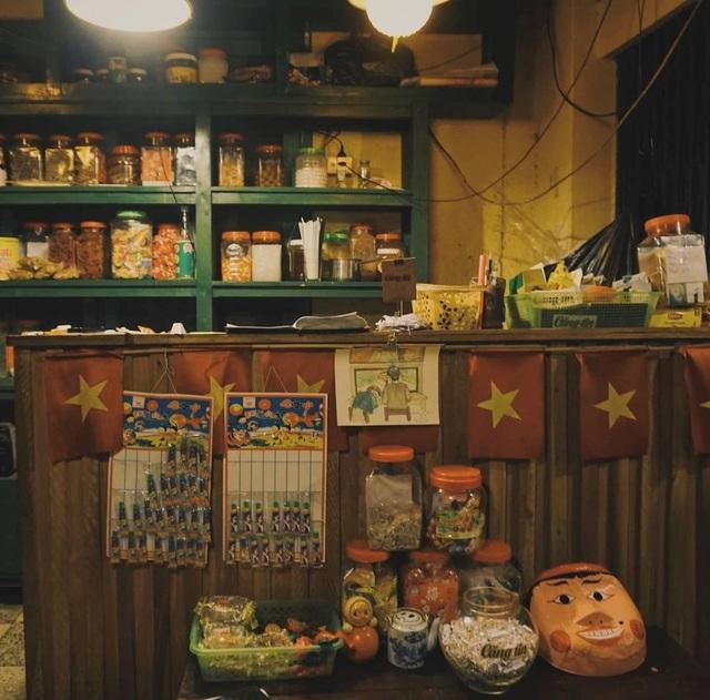 Những quán cà phê cũ kỹ dành cho ai muốn ngược dòng thời gian ở Thủ đô - 8