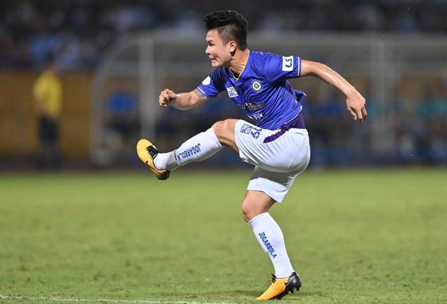 CLB Hà Nội 0-1 CLB Viettel: Trọng Hoàng ghi bàn, Quang Hải kém duyên - 4
