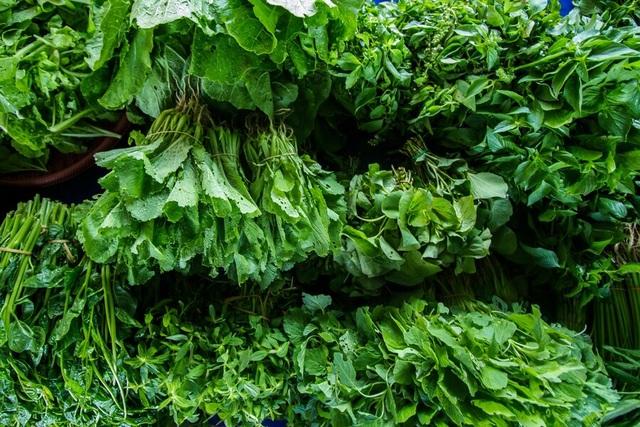 Những loại rau sẵn có ở chợ thuộc top đầu về giá trị dinh dưỡng - 2