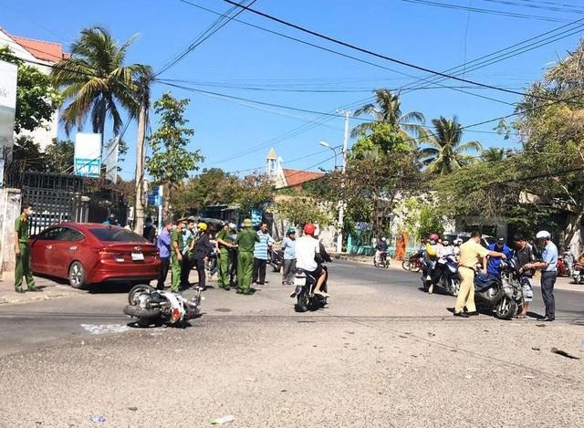 Khởi tố Bí thư xã lái ô tô gây tai nạn khiến 1 người tử vong - 1