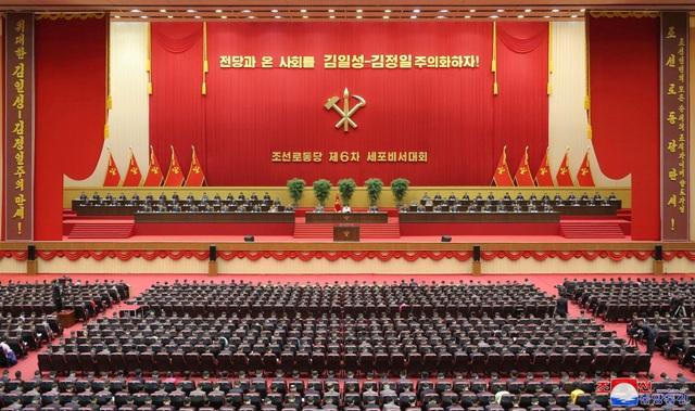 Ông Kim Jong-un: Triều Tiên đang đối mặt tình hình tồi tệ nhất - 5