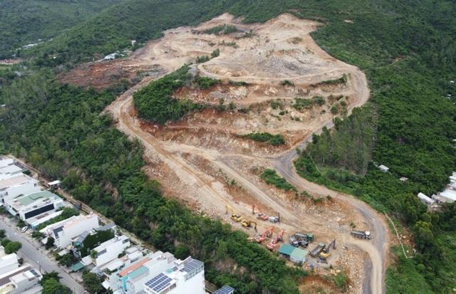 Dự án được dùng 64 tấn thuốc nổ: Chỗ đó phải trồng rừng chứ sao lại xẻ núi! - 1