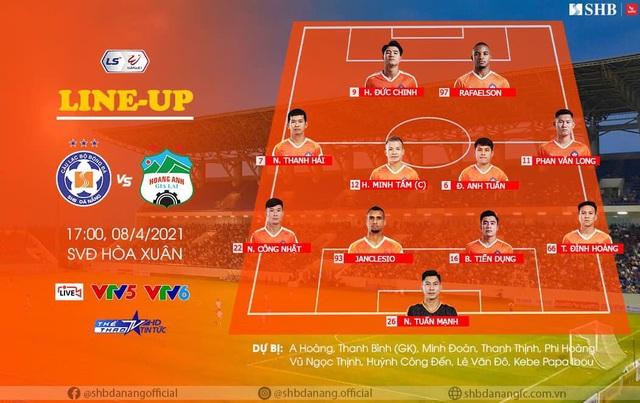 Đà Nẵng 0-2 HA Gia Lai: Bàn thắng siêu đỉnh của Văn Toàn - 23
