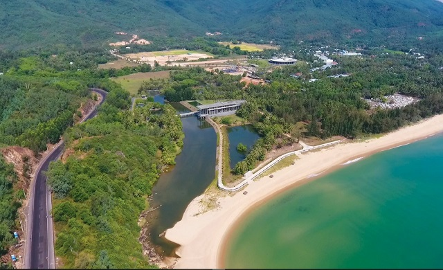 Bình Định: Thủ tướng đồng ý miễn tiền thuê đất một phần dự án ICISE - 1