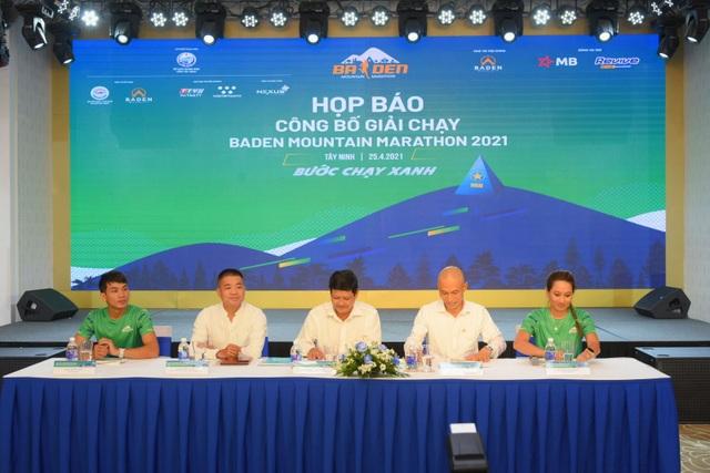 Chính thức khởi động giải chạy BaDen Mountain Marathon 2021 tại Tây Ninh - 1